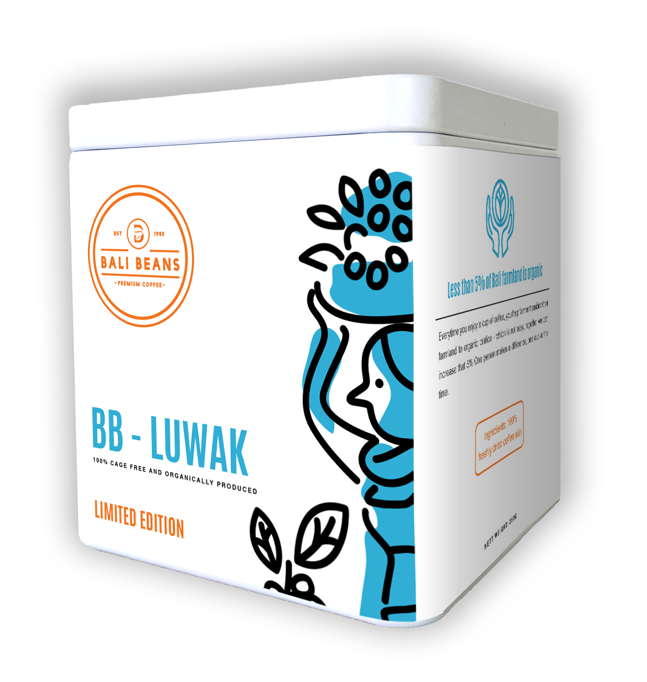 Coffee Luwak – Bali Beans